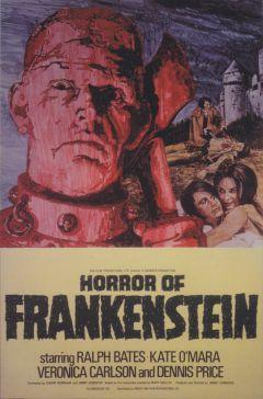 Ужас Франкенштейна
